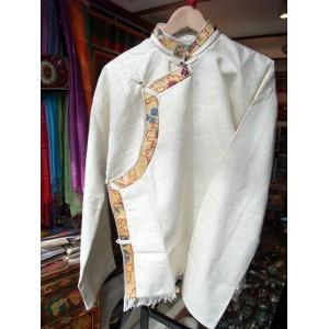 marque populaire Bons prix techniques modernes Chemise tibétaine - Tibet Village Gallery