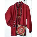 choisir authentique braderie dans quelques jours Vêtements tibétains - Tibet Village Gallery