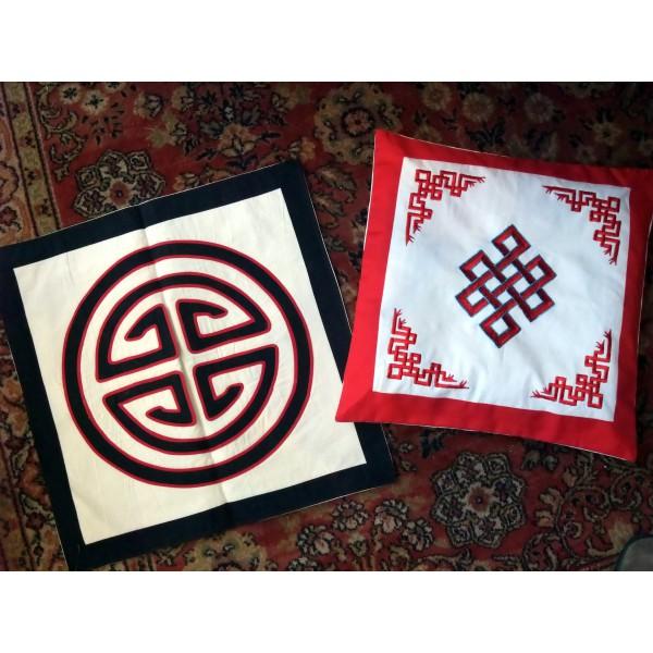 housses de coussin tibet village gallery. Black Bedroom Furniture Sets. Home Design Ideas